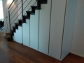 Einbauschrank unter der Treppe1