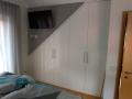 Einbauschrank für die Dachschräge